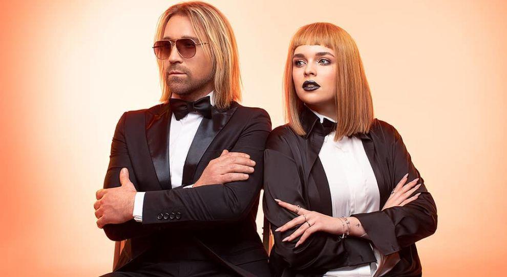 Олег Винник та Еліна Іващенко