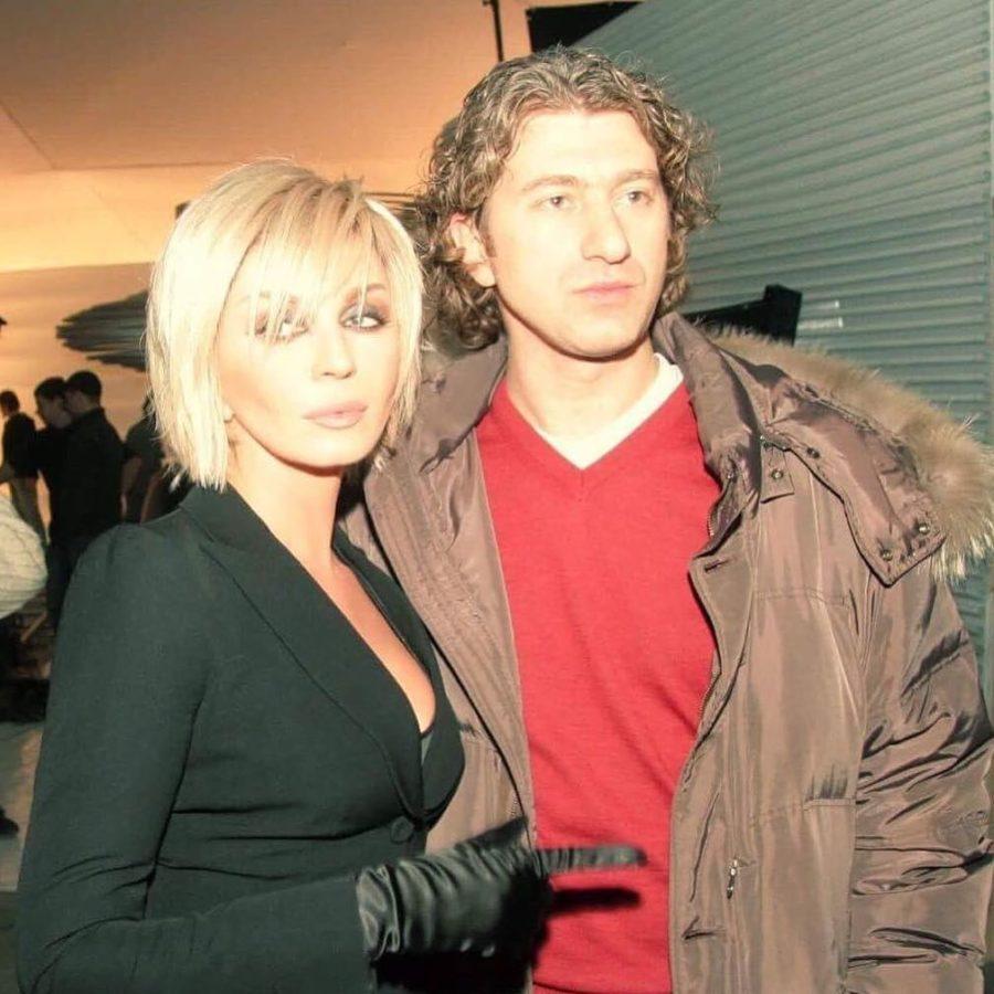 Ірина Білик та Юрій Нікітін