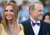 Оксана Марченко з чоловіком