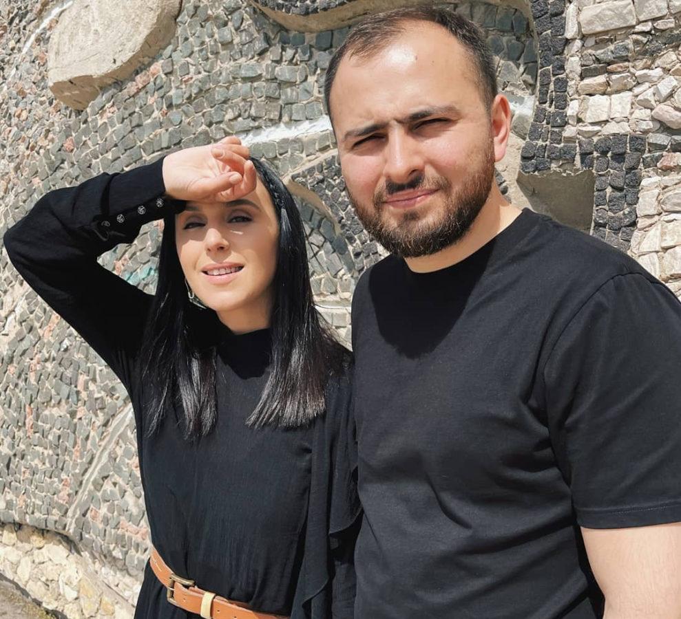 Джамала зі своїм чоловіком Сеїт-Бекіром