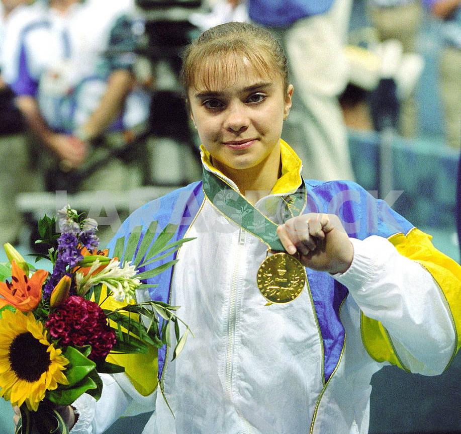 Лілія Подкопаєва на Олімпійських іграх