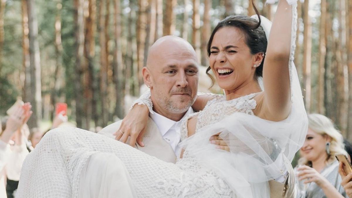 Весілля Потапа і Насті Каменських