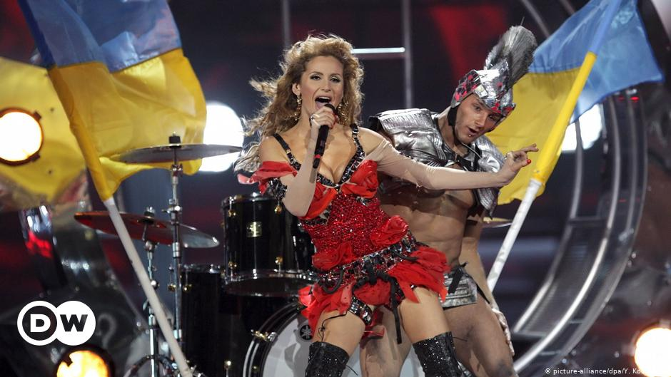Світлана Лобода на Євробаченні
