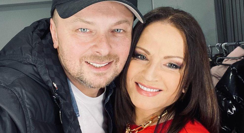 Софія Ротару поруч з сином Русланом