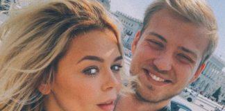 Аліна Грому та Олександр Комков