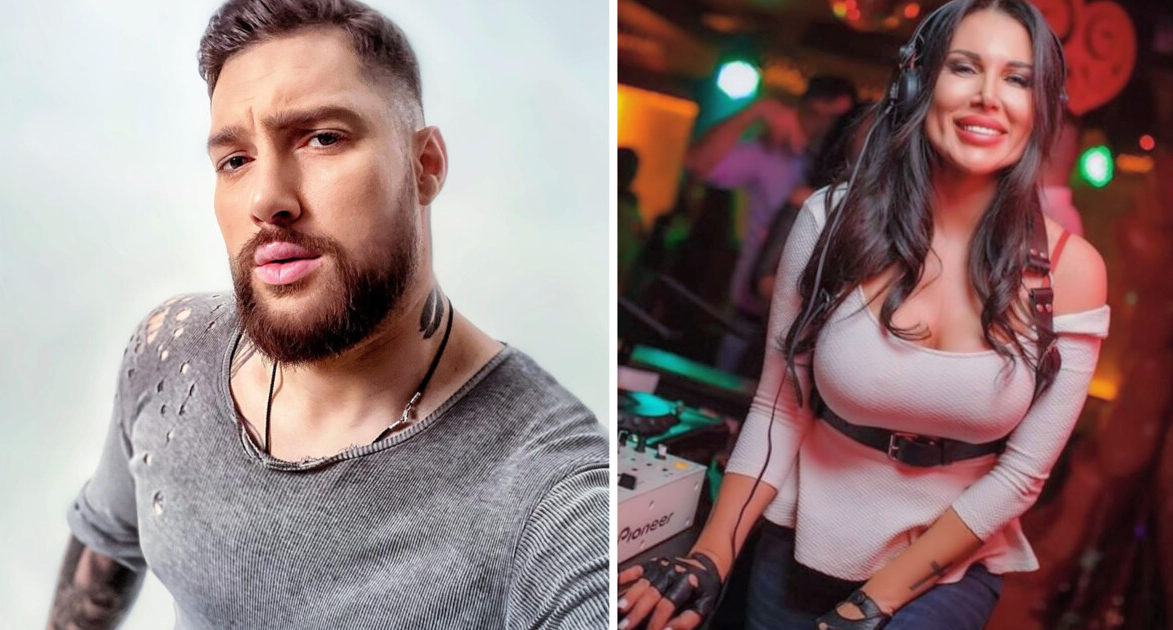 Олег Кензов та DJ Madonna