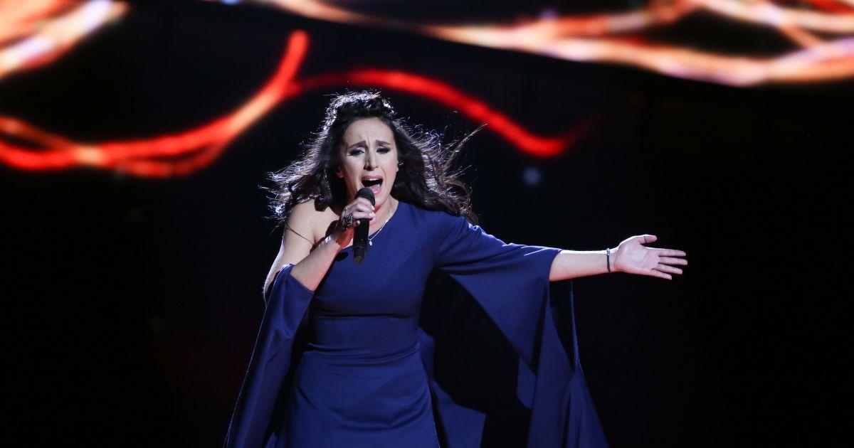Джамала на Євробаченні