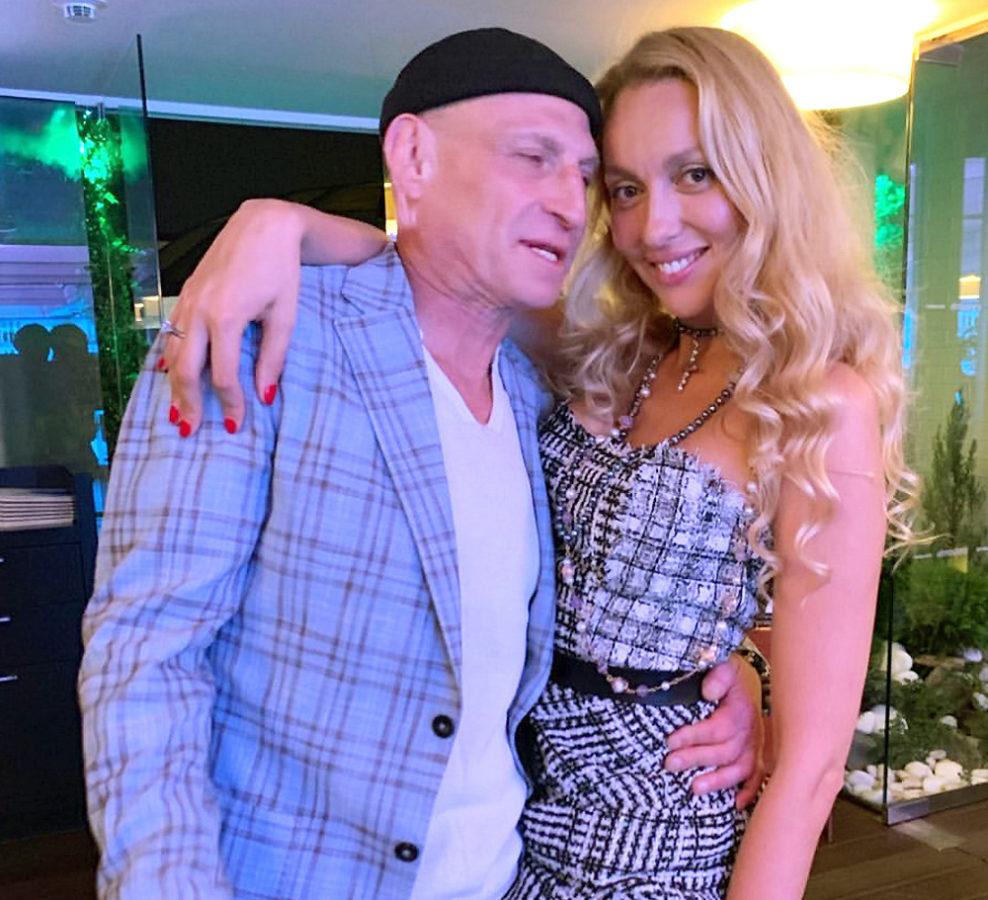 Оля і Вадим Полякови