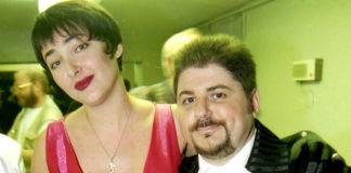Лоліта Мілявська та Олександр Цекало