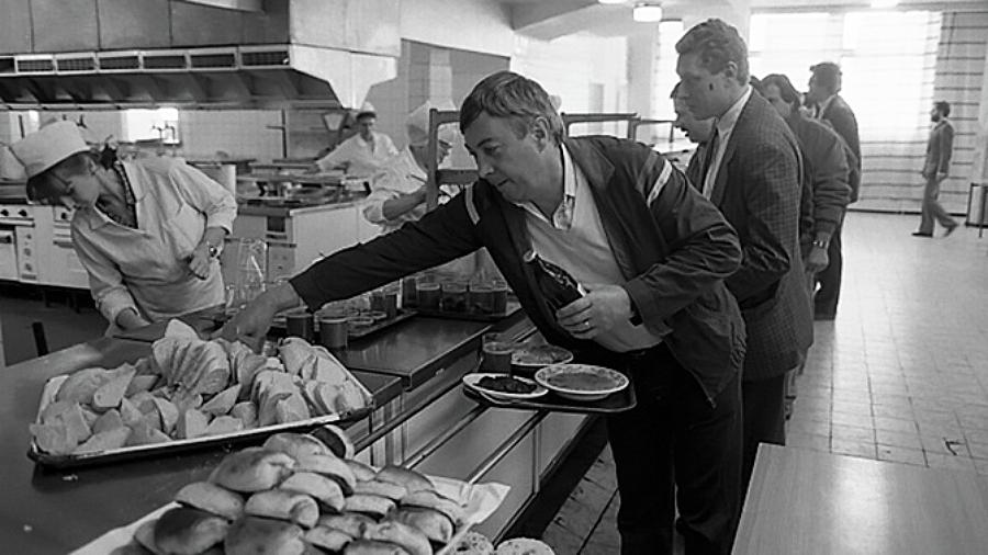 Радянська їдальня