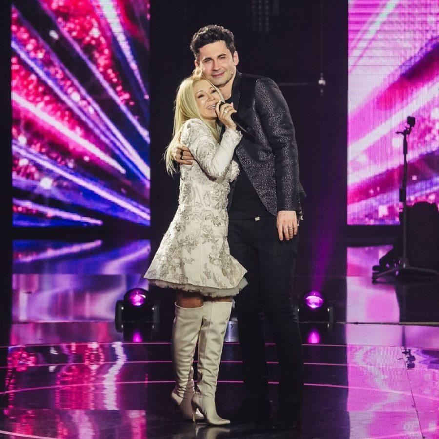 Людмила і Дан Балан на Голосі країни
