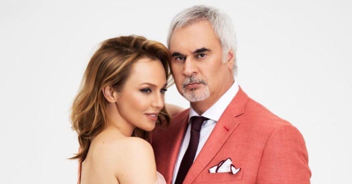 Валерій Меладзе та Альбіна Джанабаєва