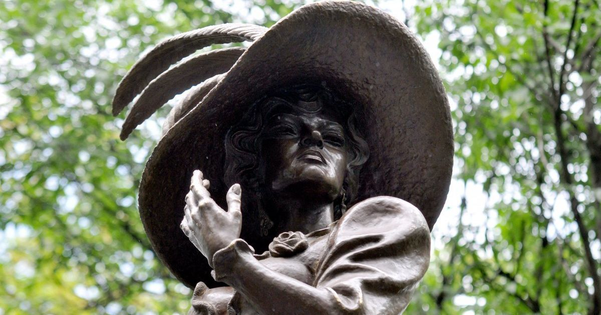 Пам'ятник Людмилі Гурченко