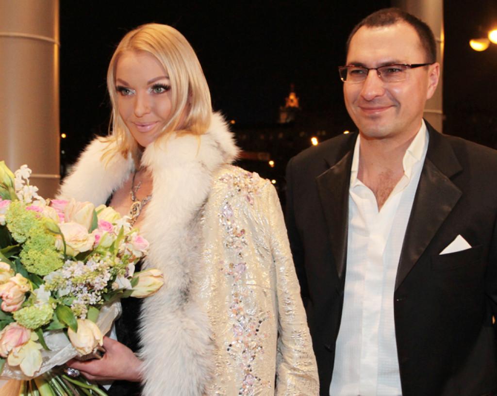 Анастасія Волочкова та Ігор Вдовін