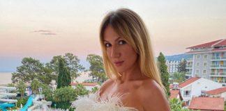 Леся Нікітюк вже забула про холостяцьке життя та відгуляла розкішне весілля
