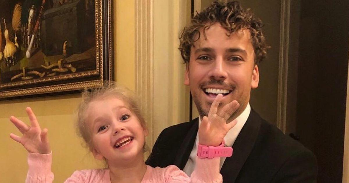 Максим Галкін і його донька Ліза