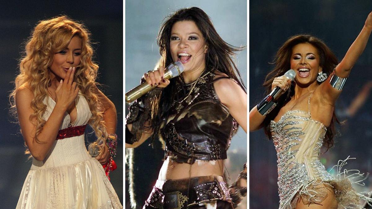 Українські зірки на Євробаченні