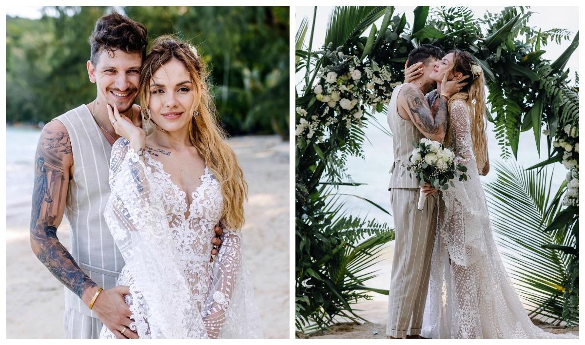 Весілля Мамаріки та Сергія Середи