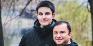 Павло Павлік з батьком