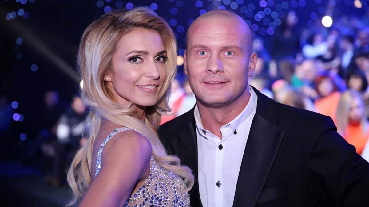 Марина Боржемська та В'ячеслав Узелков