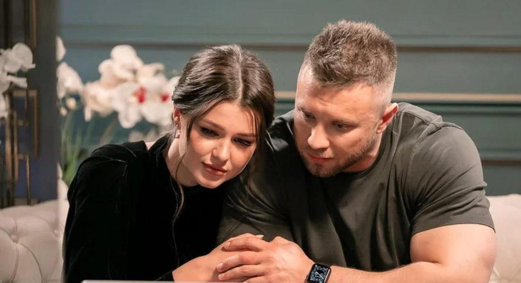 Юля Зайка та Михайло Заливако