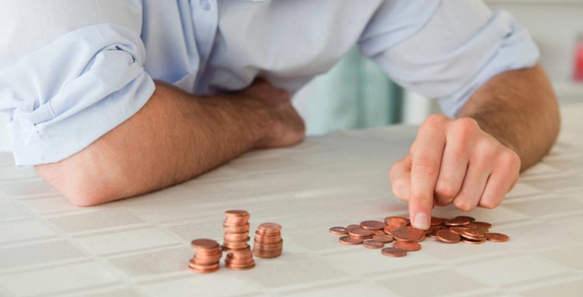 З українськими зарплатами доводиться рахувати копійки