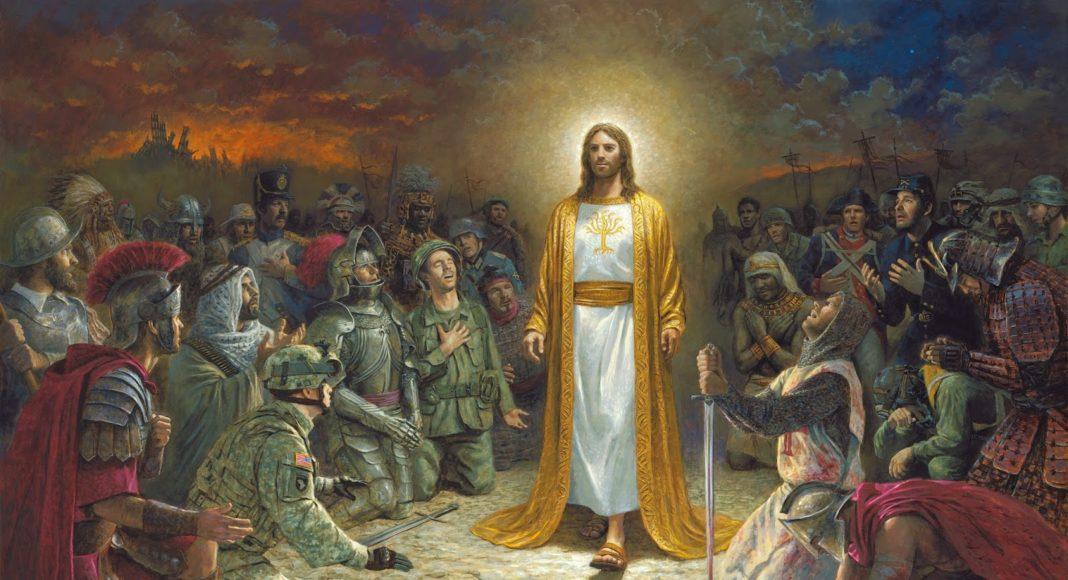 Помолимося за воїнів