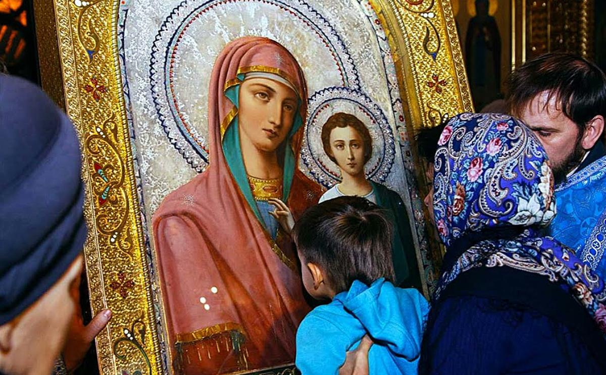 Молитва за доров'я дітей