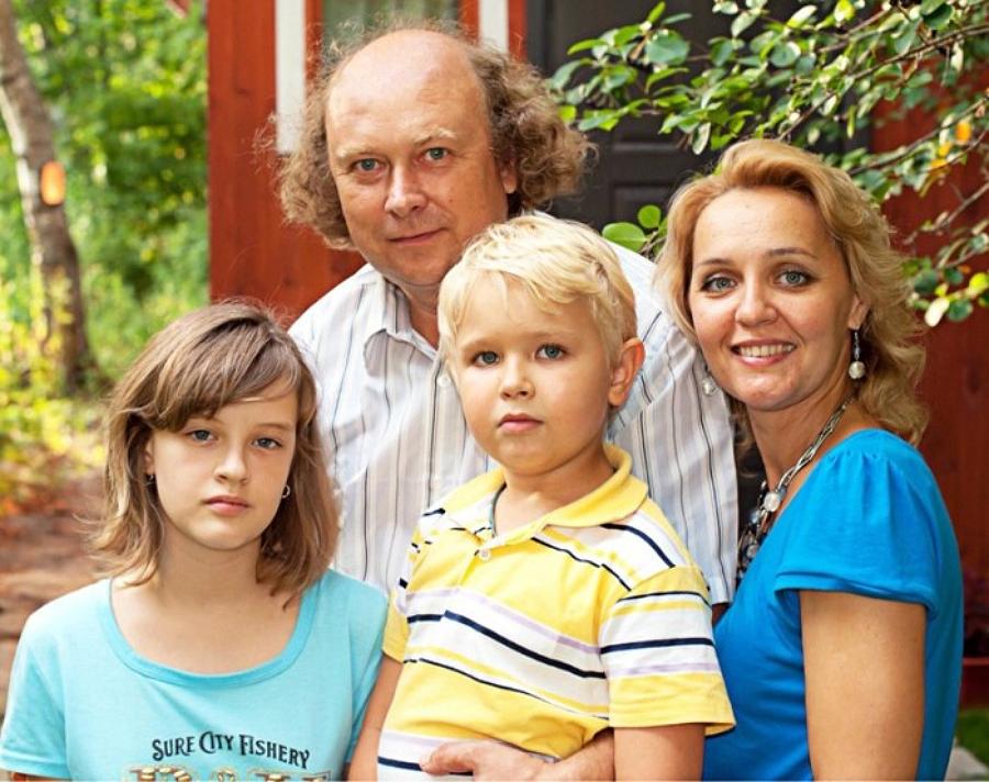 Родина Тетяни Проценко