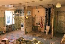 Ремонт та перепланування в хрущовці