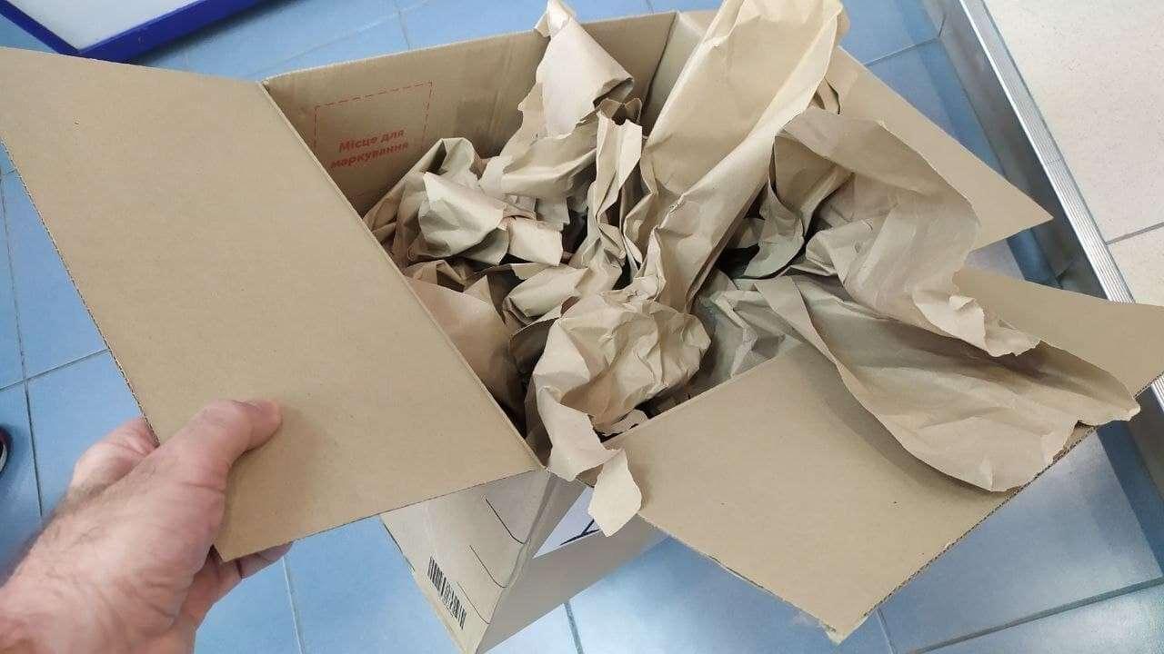 Нова пошта заробляє на повітрі