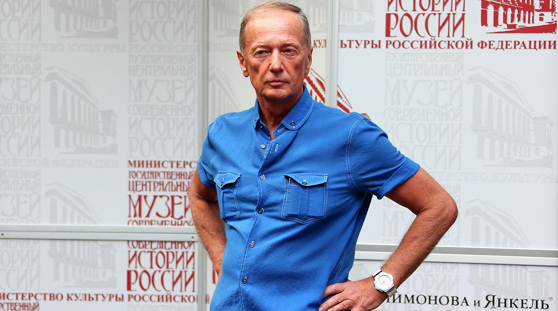 Михайло Задорнов