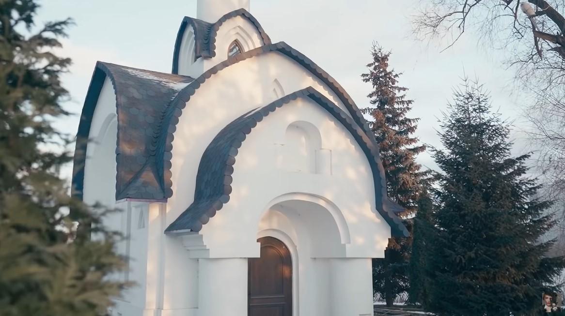 Домашня каплиця Філіпа Кіркорова