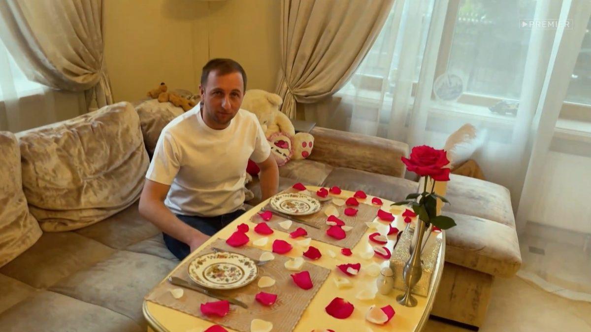 Таємничий обранець Волочкової Олег