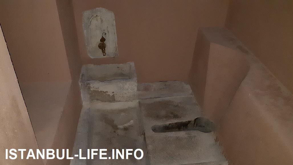 Туалет в гаремі Сулеймана