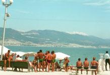 Відпочинок на морі у радянські часи