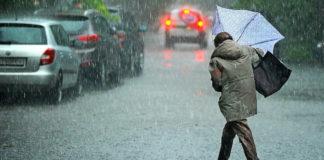 Коли в Україні закінчаться дощі