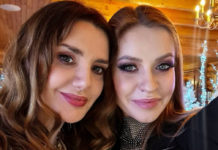 Оксана Марченко з невісткою Катериною