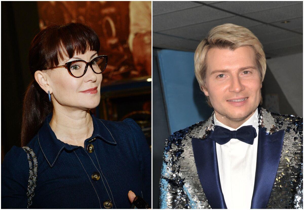 Микола Басков та Нонна Гришаєва