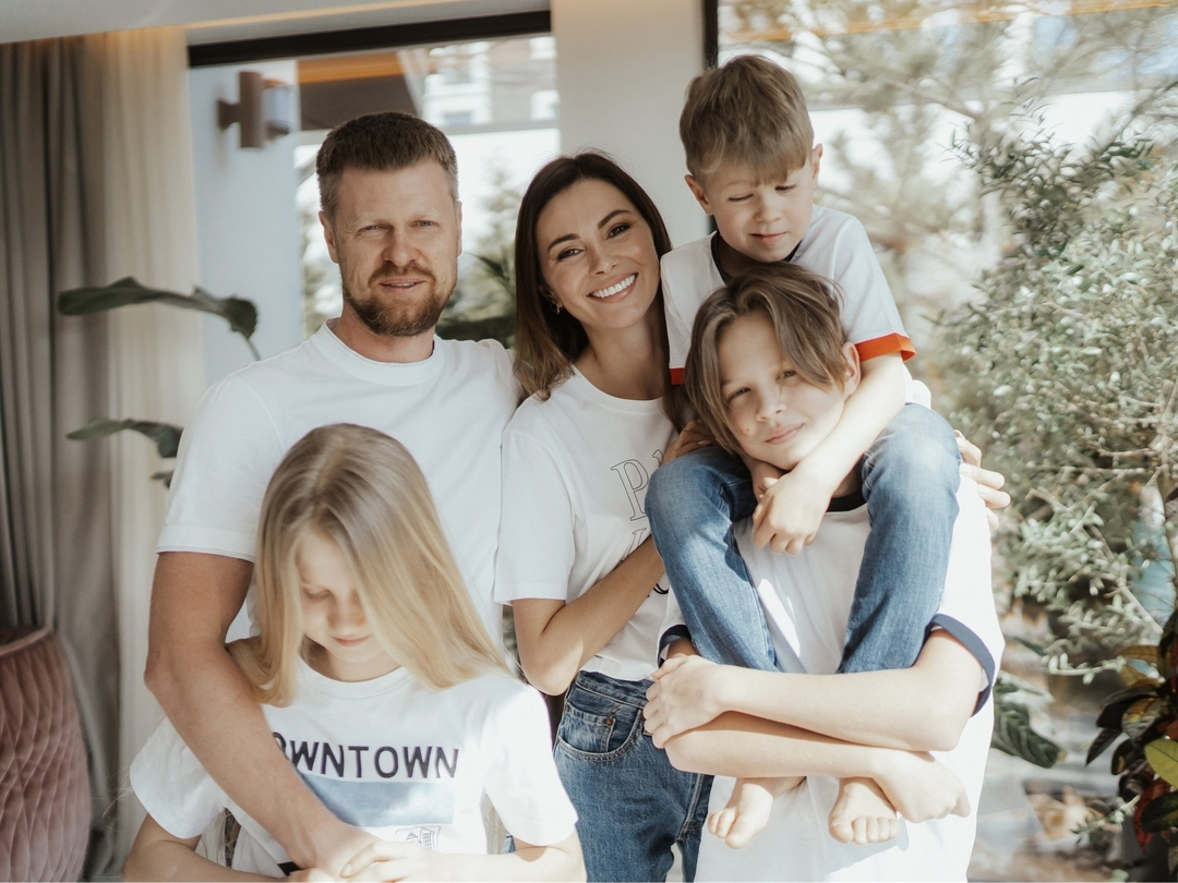 Родина Тетяни Ровної
