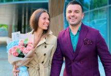 Григорій Решетнік з дружиною