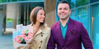 Григорій Решетнік і його дружина Христина
