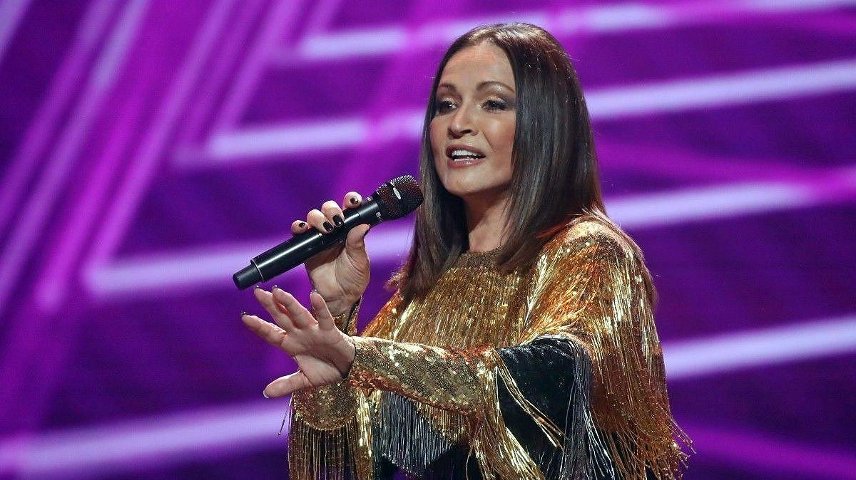Софія Ротару на сцені