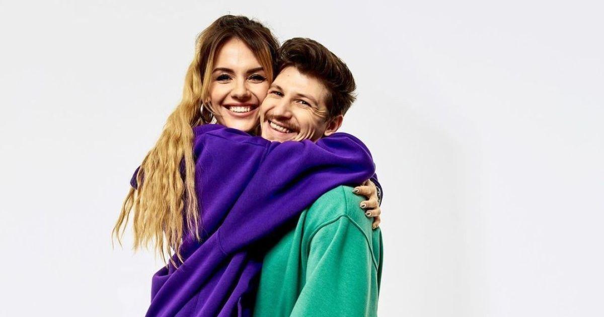 MamaRika з чоловіком
