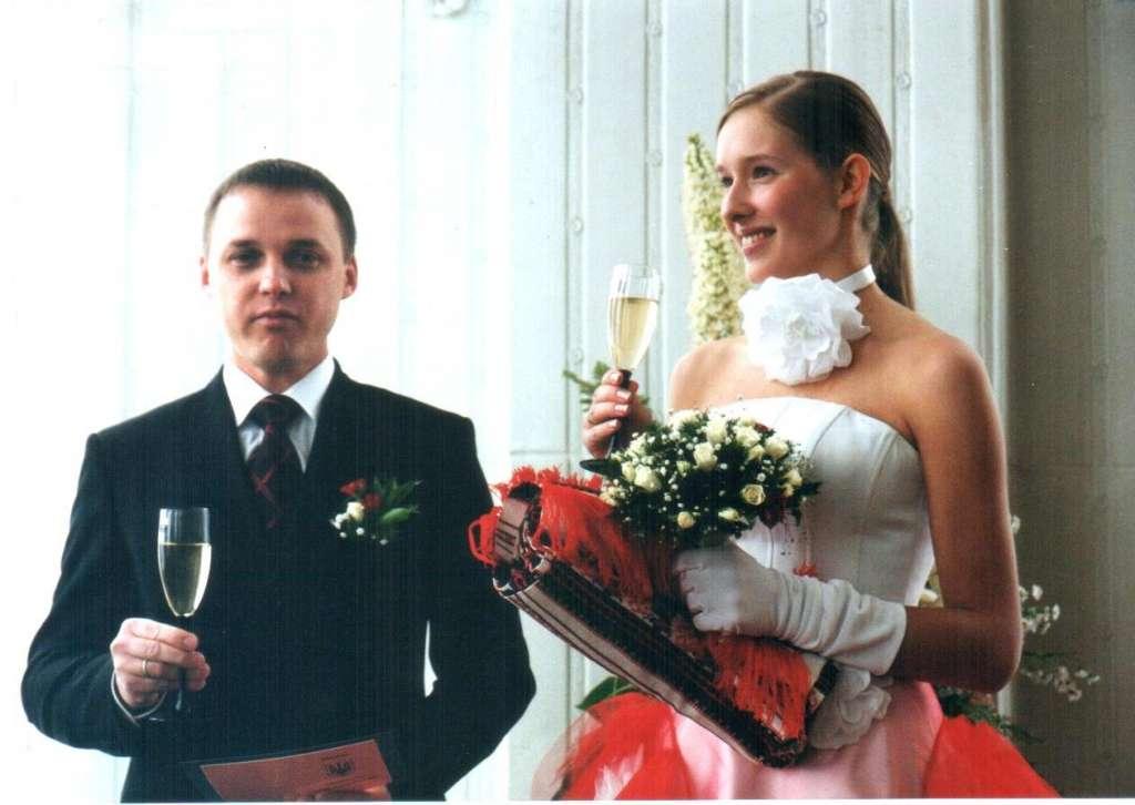 Весілля Каті Осадчої та Олега Поліщука – першого чоловіка телеведучої