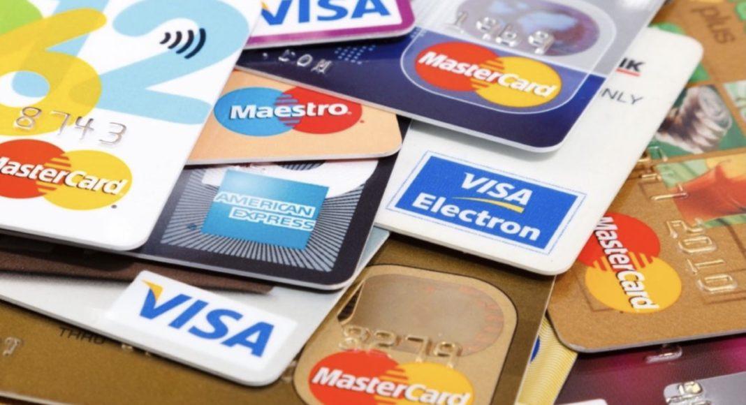 Банківські картки. Фото взяте на просторах мережі.