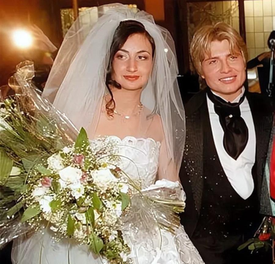 Весілля Миколи Баскова та Світлани Шпігель