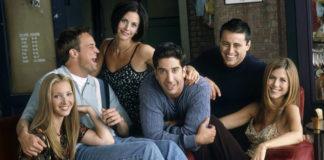 Актори серіалу Друзі