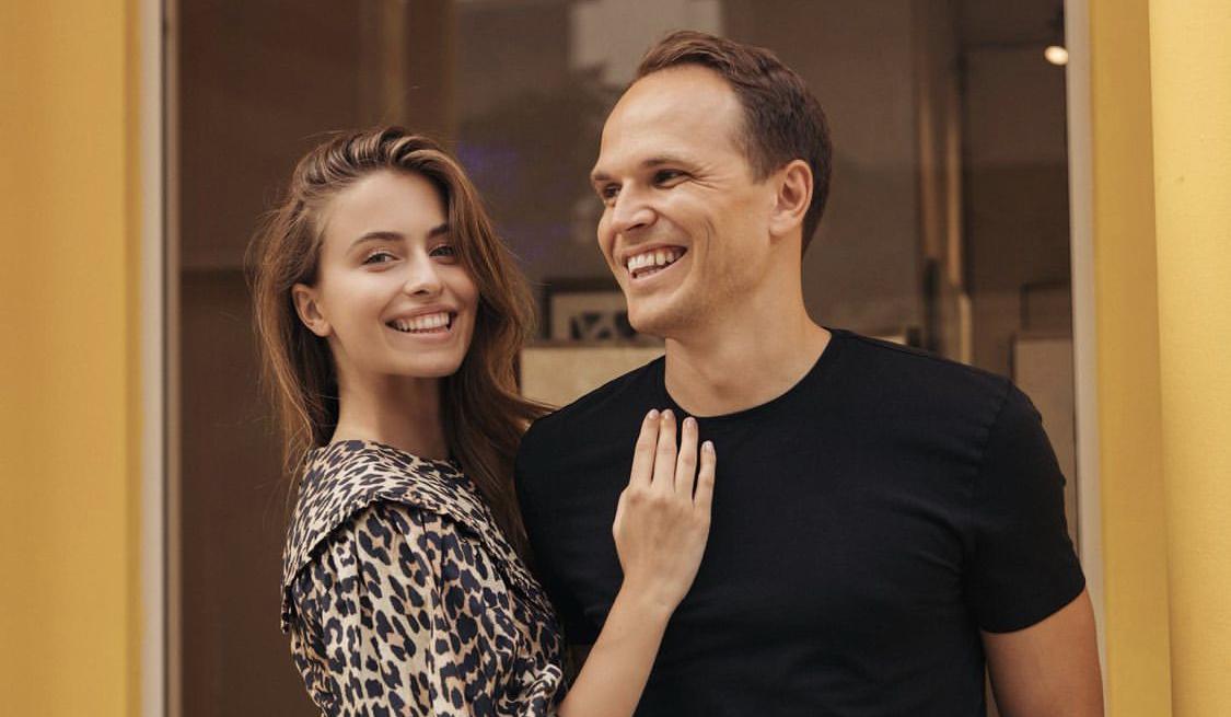 Софія Євдокименко і Денис Жданов