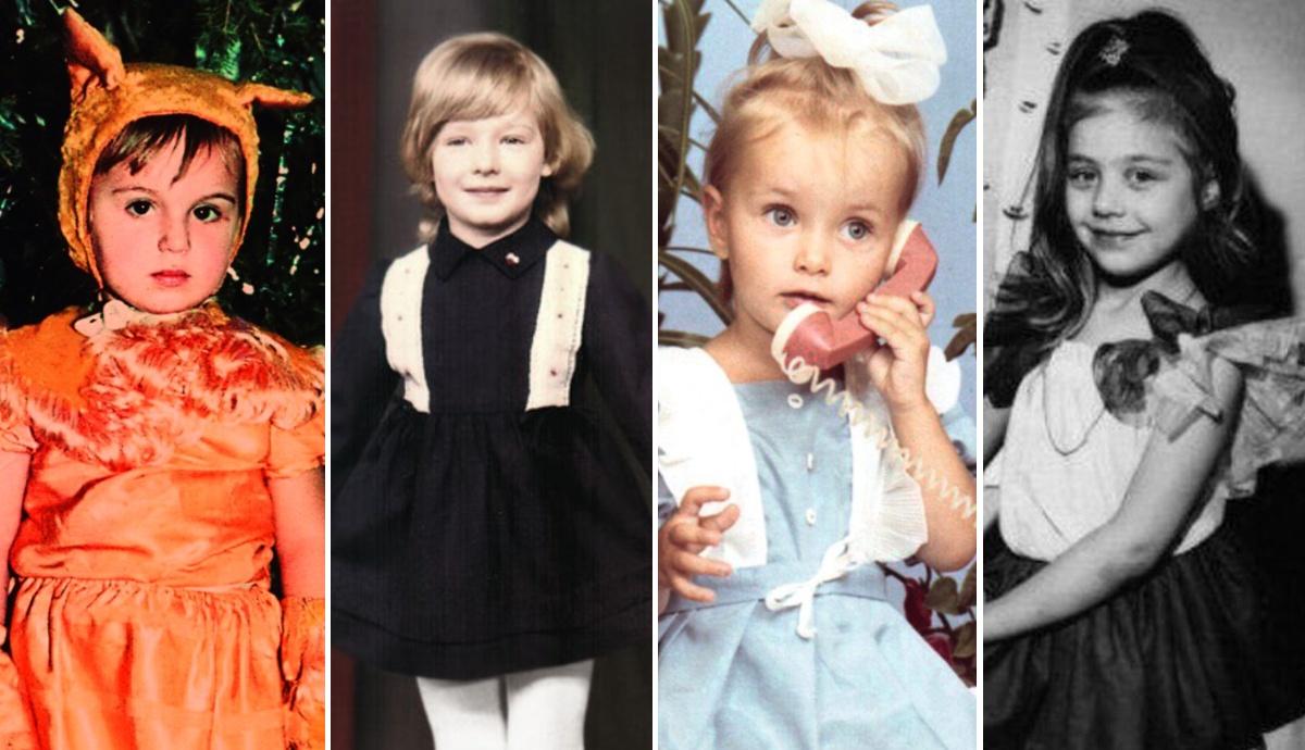 Тест: відгадайте зірку по дитячому фото